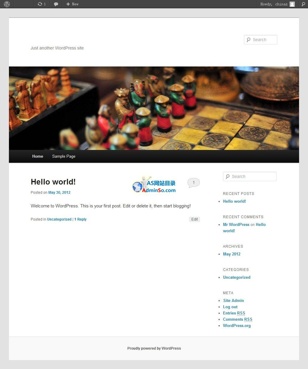 WP.NET .NET版WordPress