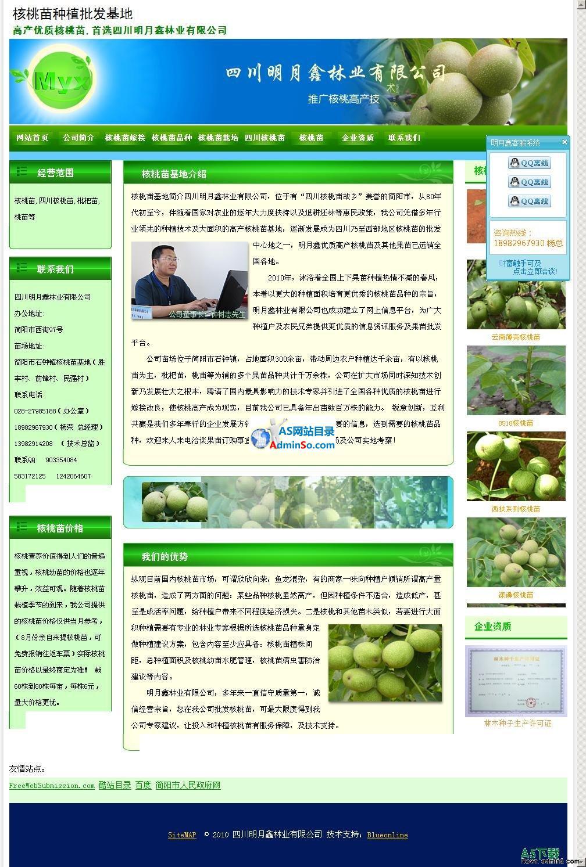 中小企业QQ在线客服系统ASP版