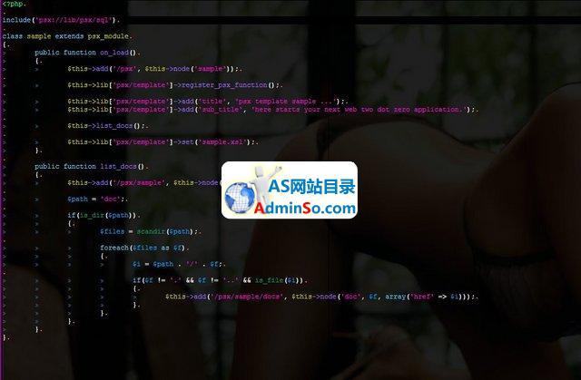 PHP网站开发框架